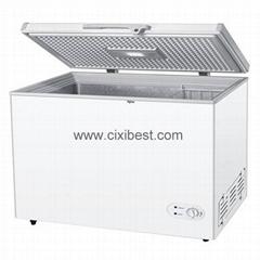 358L DC Solar Fridge Solar Refrigerator Solar Freezer BF-358