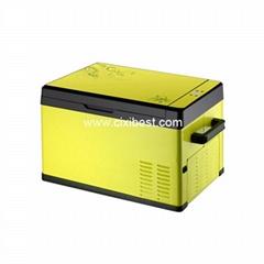 12V 24V DC Car Fridge Car Cooler Car Refrigerator BF-215