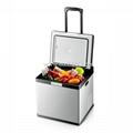 18L Drawbar DC Car Fridge Car Freezer Car Refrigerator BF-205 4