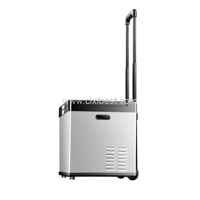18L Drawbar DC Car Fridge Car Freezer Car Refrigerator BF-205 3