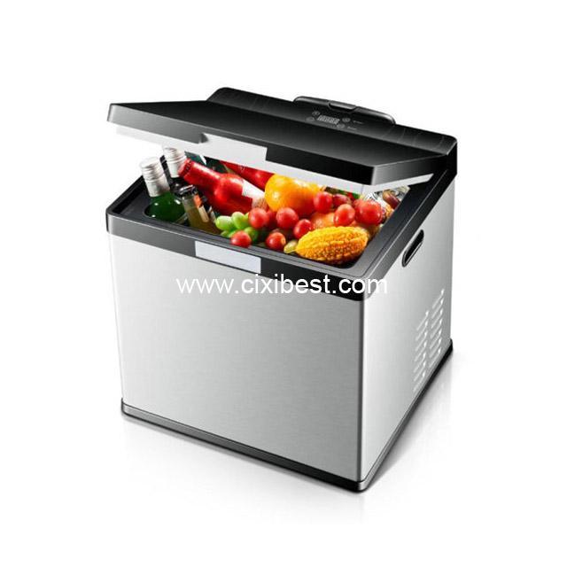 18L Drawbar DC Car Fridge Car Freezer Car Refrigerator BF-205 2