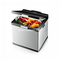 Drawbar 12V 24V Car Fridge Car Freezer Car Refrigerator BF-206 4