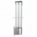 Magnetic Si  er Cup Holder Cup Dispenser