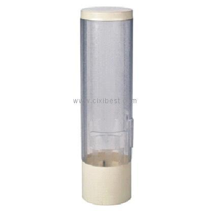 Flat Cover Paper Cup Holder Cup Dispenser BH-05 1