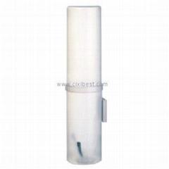 Split Type Screw Cup Holder Cup Dispenser BH-07