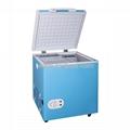 60L DC Solar Deep Freezer Chest Freezer Fridge BF-60 4