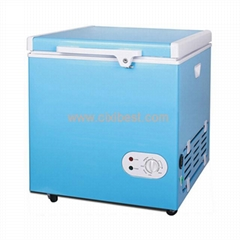12V 24V DC Chest Freezer Solar Fridge Solar Freezer BF-60B