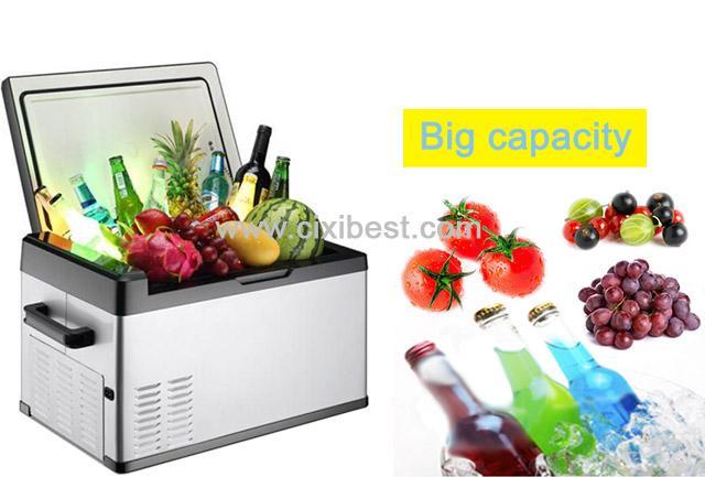 25L 12V 24V DC Car Fridge Car Freezer Car Refrigerator BF-201 6