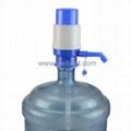 Drinking Bottle Pump Hand Press Water