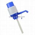 Small Neck Bottle Pump Manual Water Pump