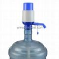 Small Gallon Bottle Pump Manual Water