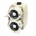 Double Fan Peltier Cooling  Electronic