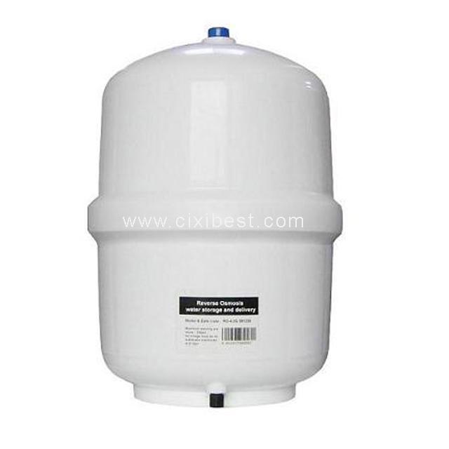 4.0G Plastic Water Filter Water Pressure Tank BS-33 1