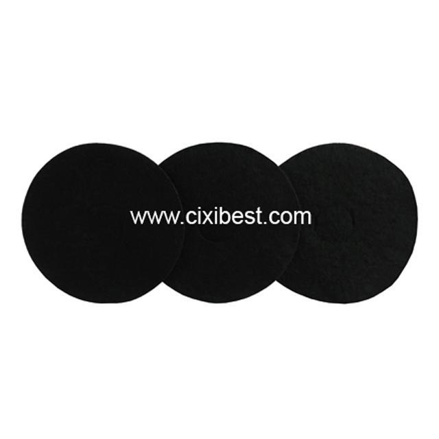 Black Non Woven Nylon Mesh Fabric Filter Cloth BS-27 1