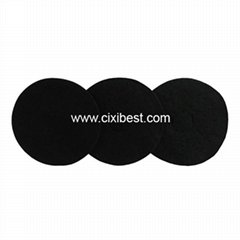 Black Non Woven Nylon Mesh Fabric Filter Cloth BS-27