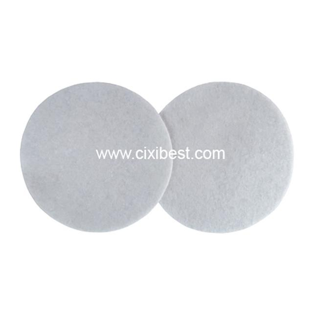 Round Fabric Filter Non Woven Micron Filter Cloth BS-28 1