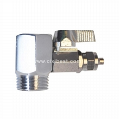 Water Filter Chrome Key Chrome Valve Switch BS-31