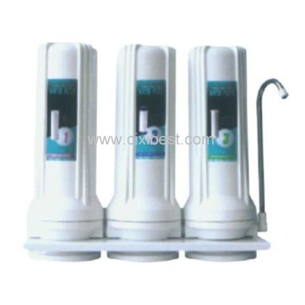 3 Stage Reverse Osmosis Active Carbon Filter Purifier RO-3S