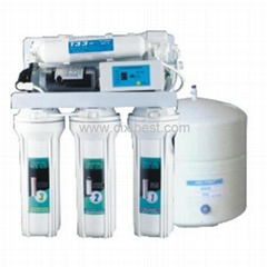 Auto Flush Reverse Osmosis Water Purifier Filter RO-50B