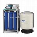 200 Gallon Reverse Osmosis Water