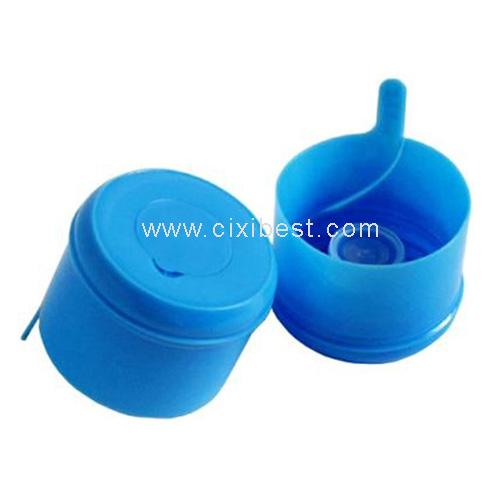 Non-spill 55mm PE Water Bottle Cap Bottle Lid BQ-13
