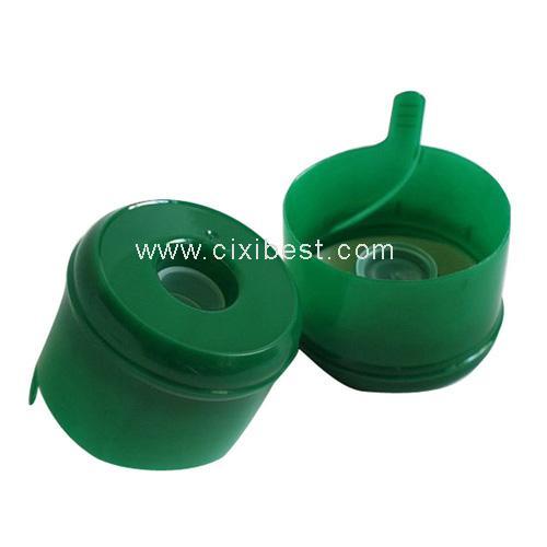 Non Spill Water Bottle Plastic Cap Bottle Closure BQ-15 1