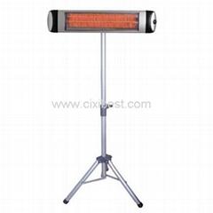 Remote Control Quartz Heating Infrared Heater BI-106