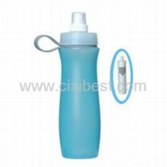 Filtering Bottle Purifier Bottle Water Filter BS-202