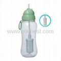 Water Purifier Filtering Bottle Sport