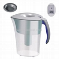 LCD Water Pitcher Filtering Water Purifier BWP-01
