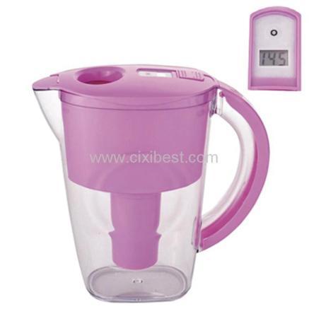 Pink Water Pitcher Jug Water Purifier Filter BWP-06 1