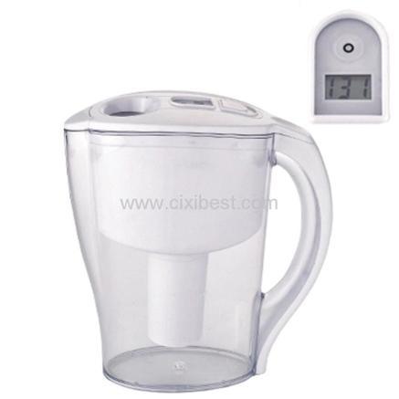 Digital Water Pitcher Water Purifier Filter BWP-08 1