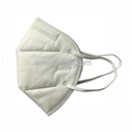 Anti Dust Earloop Breathing Mask KN95 Face Mask FM-02