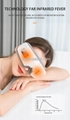 Wireless Vibrating Eye Massager Eye Fatigue Massager JB-018 6