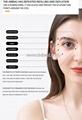 Wireless Vibrating Eye Massager Eye Fatigue Massager JB-018 8