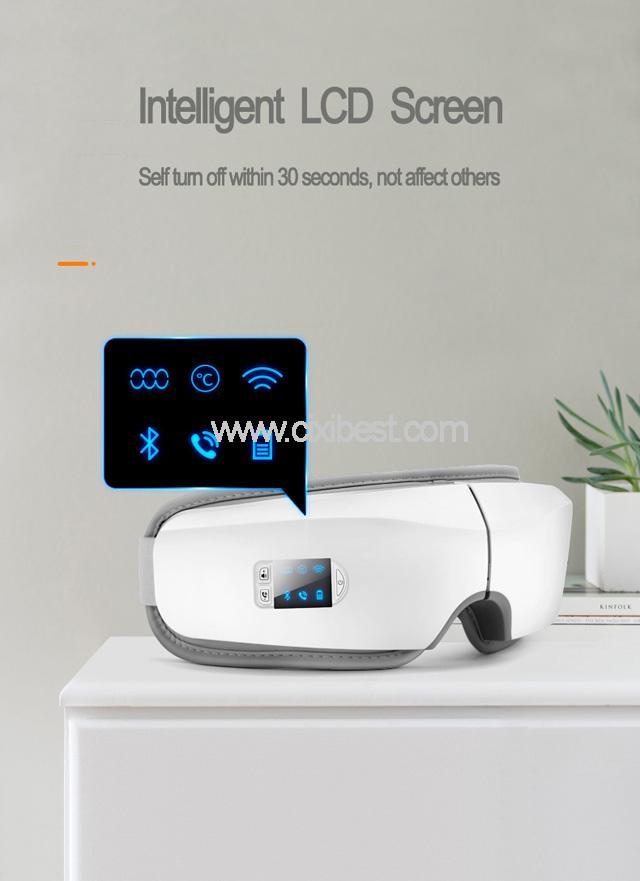Wireless Vibrating Eye Massager Eye Fatigue Massager JB-018 12