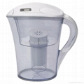 Desktop Drinking Water Filtering Pitcher Filter BWP-03