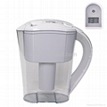 Tabletop Plastic Water Pitcher Purifier Filter Jug BWP-05