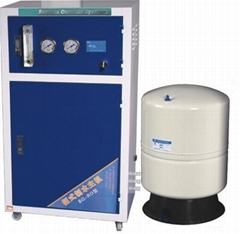 400 Gallon Big Reverse Osmosis System With Cabinet RO-400