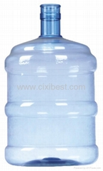 Reusable Plastic Drinking Water Bottle Jug Container BQ-01