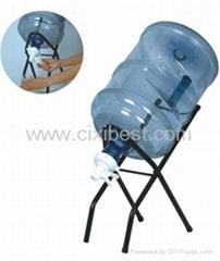 5 Gallon Water Bottle Rack Cradle Aqua Va  e BR-01A