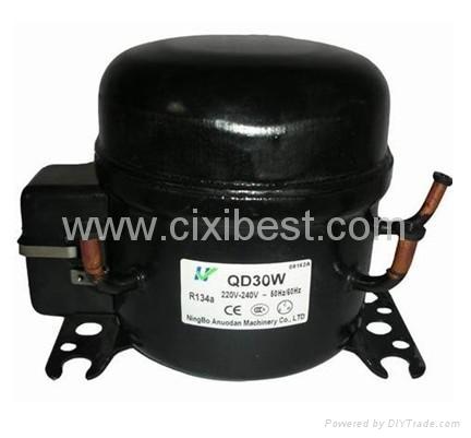 LBP R134a Huajun Compressor QD30W