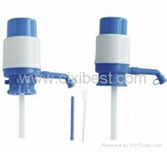 Water Bottle Hand Pump Manual Water Pump BP-01