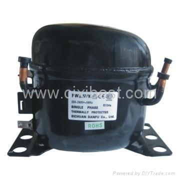 LBP R134a Danpu Compressor PW4.5VK