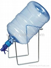5 Gallon Water Bottle Jug Dispenser Rack Holder BR-02B