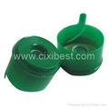 No Spill Reusable Crown Top Bottle Push Cap 55mm BQ-14