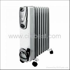Best Portable Electric Oil Filled Radiator Heater BO-1009