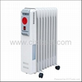 Portable Electric Home Oil Filled Heater Radiator BO-1010