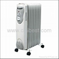 Oil Filled Radiator BO-1012