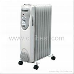 Best Portable Electric Oil Filled Radiator Heater BO-1012